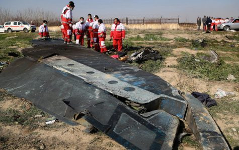 Flight 752 Shot Down In Ukraine