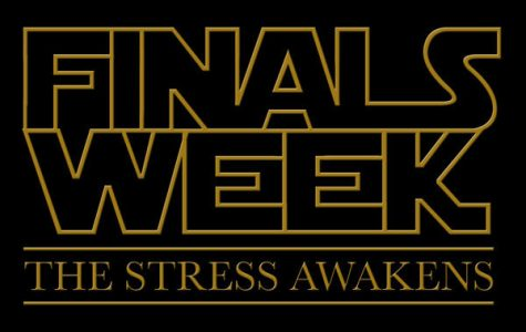 Managing finals-related stress