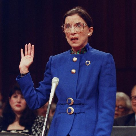 The life and legacy of Ruth Bader Ginsburg