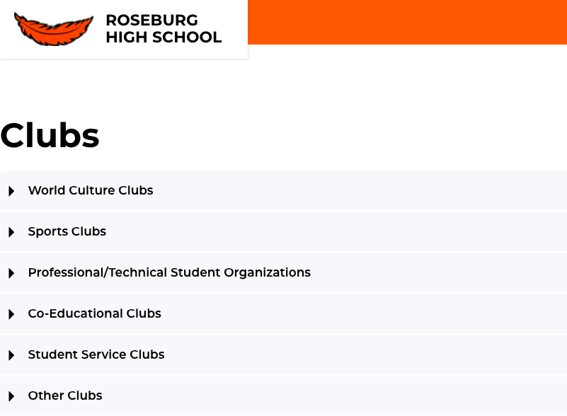 Looking for more information about the wide variety of clubs available at RHS? Visit the Clubs page on the RHS website.